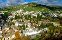 Chegar a Granada