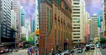 Hotéis em Hong Kong