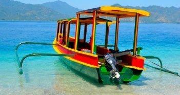 Como chegar a Bali