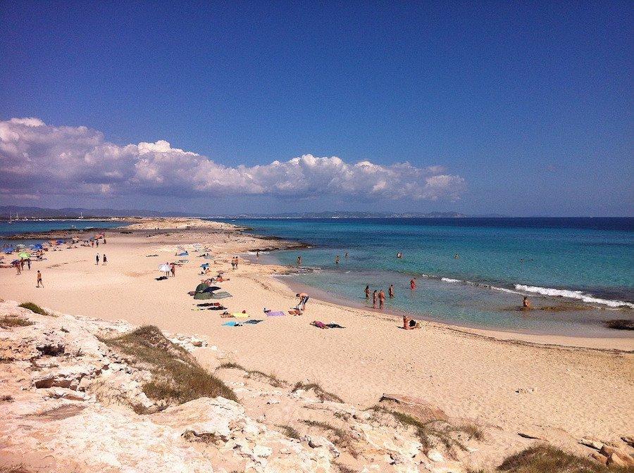 Praia de Formentera