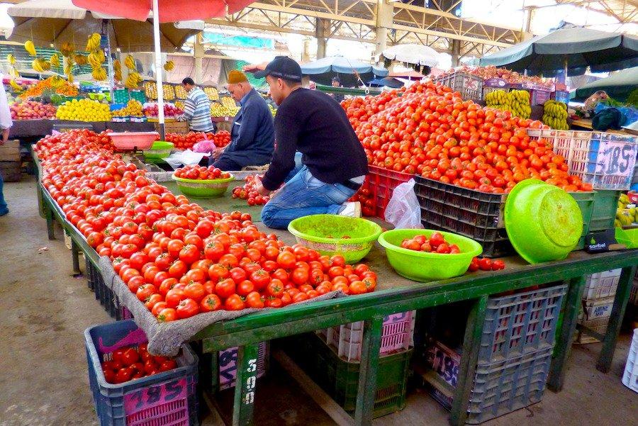 Mercado de Agadir
