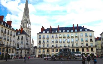 Hotéis em Nantes
