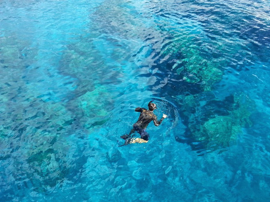 Mergulho e snorkeling