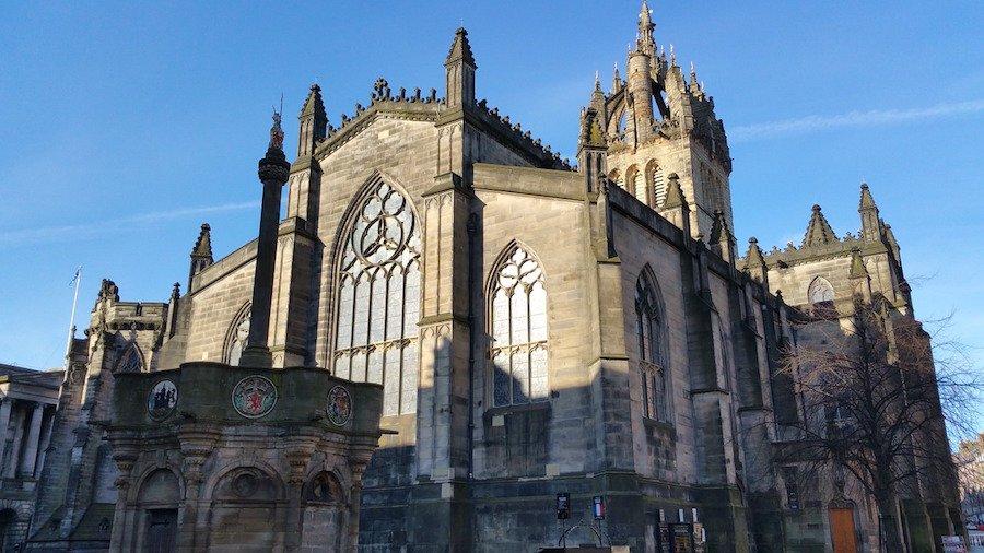 Catedral de St.Giles