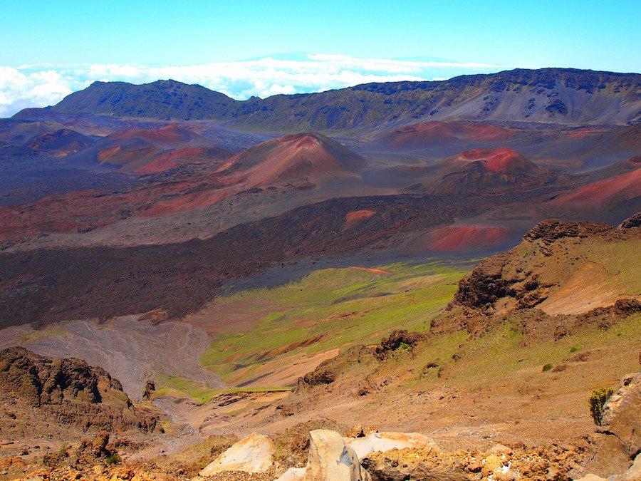 Vulcões no Hawai