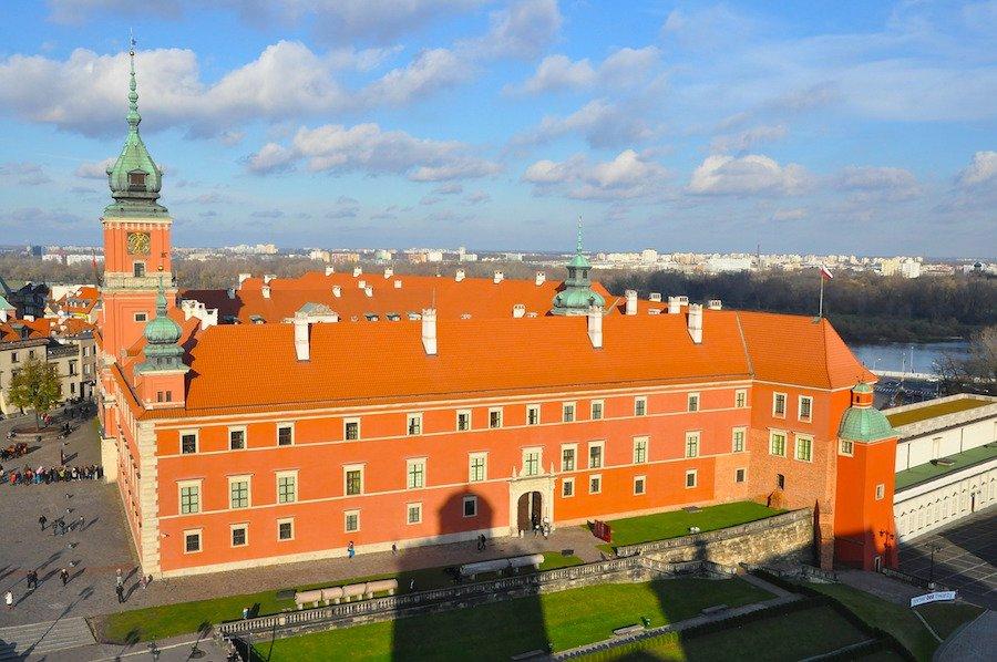 Palácio Real de Varsóvia
